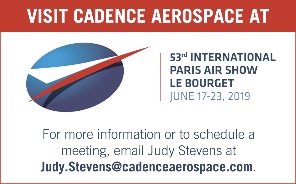 53rd International Paris Air Show June 17-23, 2019