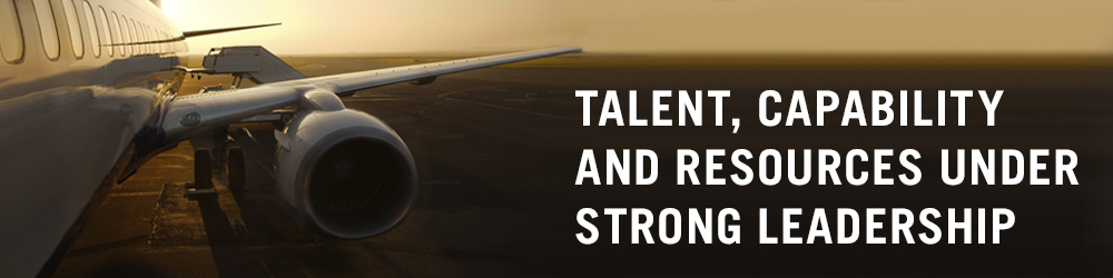 Talent, Capability and Resources Under Strong Leadership
