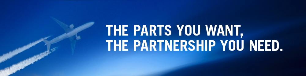 The Parts You Want, The Partnership You Need.